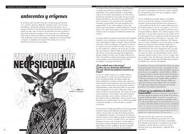La Neopsicodelia