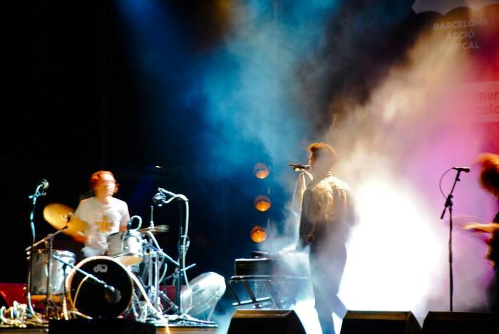 Wu Lyf. La 2 de Apolo, 30/03/2012