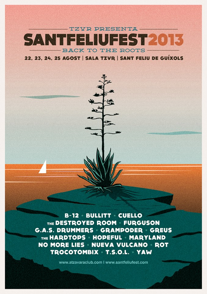 Sant Feliu Fest 2013: Back to the roots