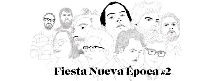 La Fiesta Nueva Época Monumental #2, el 30 de abril