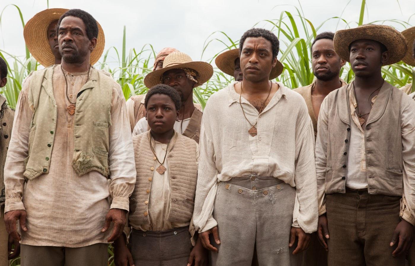 12 Años de Esclavitud arrasa en los Spirit Awards