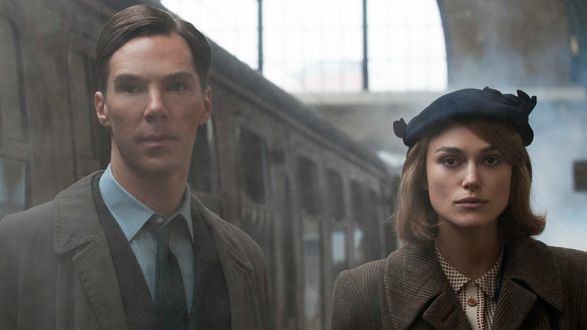 The Imitation Game (Descifrando Enigma): Cumberbatch como eje