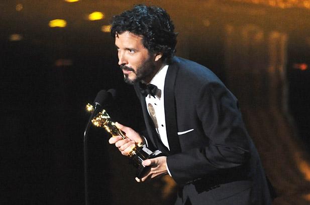El conchord Bret McKenzie se lleva su Óscar