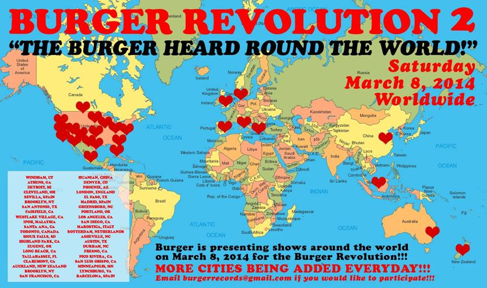 Burger Revolution se expande en su segunda edición