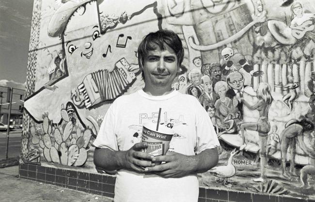 La exposición sobre Daniel Johnston, en Barcelona