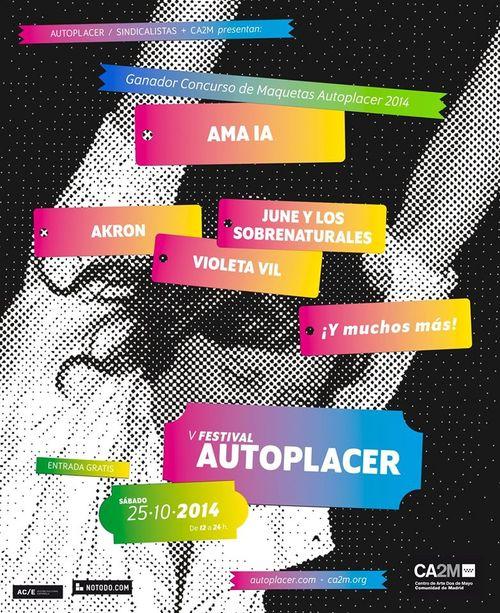 Festival Autoplacer: la ganadora Ama Ia, entre las primeras confirmaciones