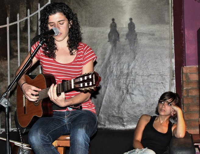 #16 Ángela Biedma