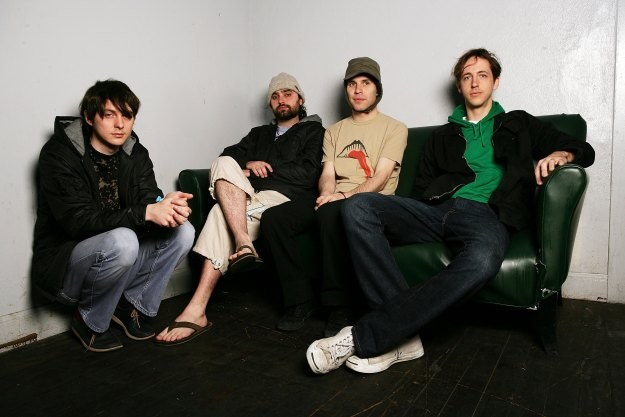 Animal Collective. Desde un garaje de Baltimore…