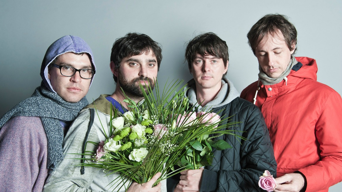 Animal Collective sorprenden con una impro de 23 minutos, 'Michael, Remember'