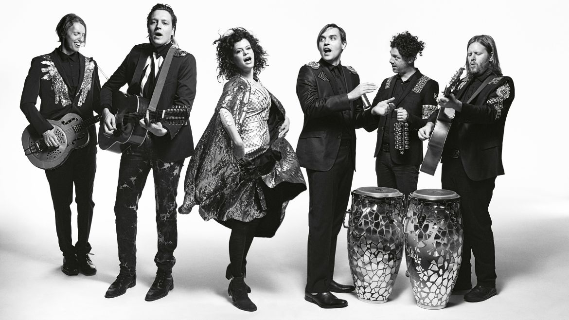 "Arcade Fire: rumores de 7"" con Get Right"