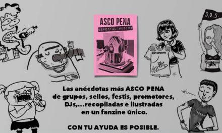 En marcha el número especial del fanzine Asco Pena