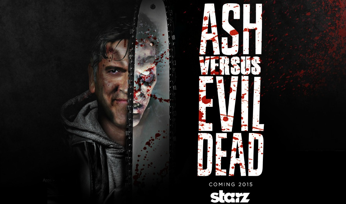 Ash vs Evil Dead incorpora a Lucy Lawless