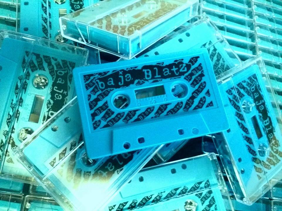 Baja Blatz: la banda que existió medio verano