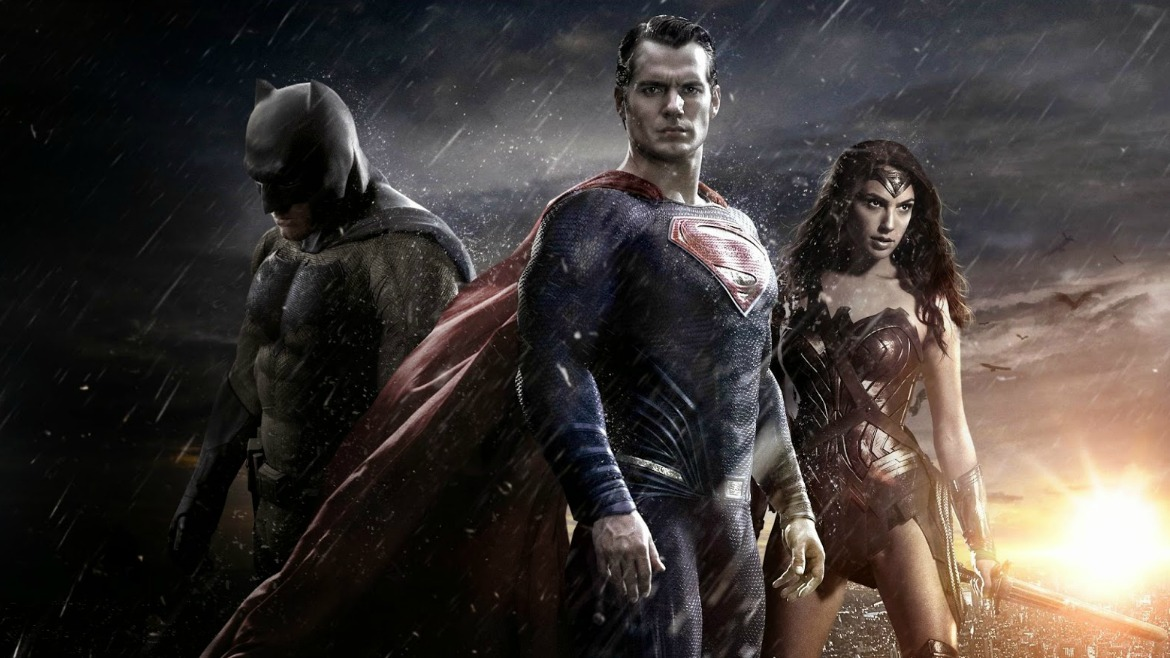 Batman Vs Superman: Dawn Of Justice estrena trailer