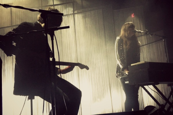 Beach House. Sala Apolo, 14/03/2013