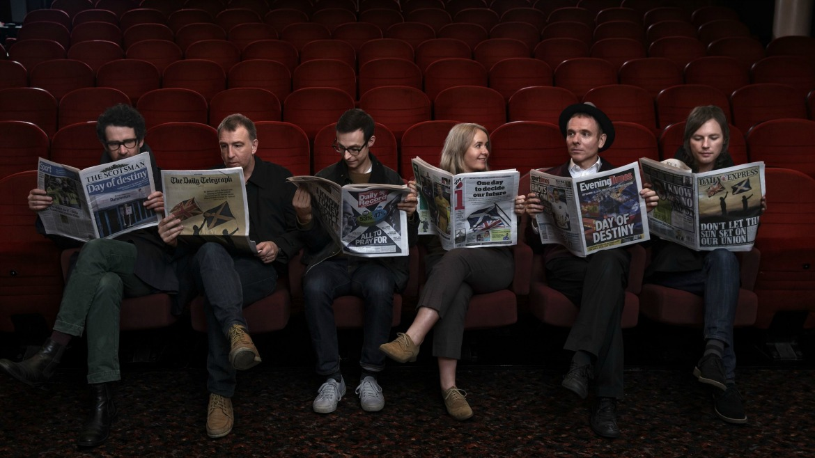 Belle and Sebastian estrenan vídeo para Nobody's empire