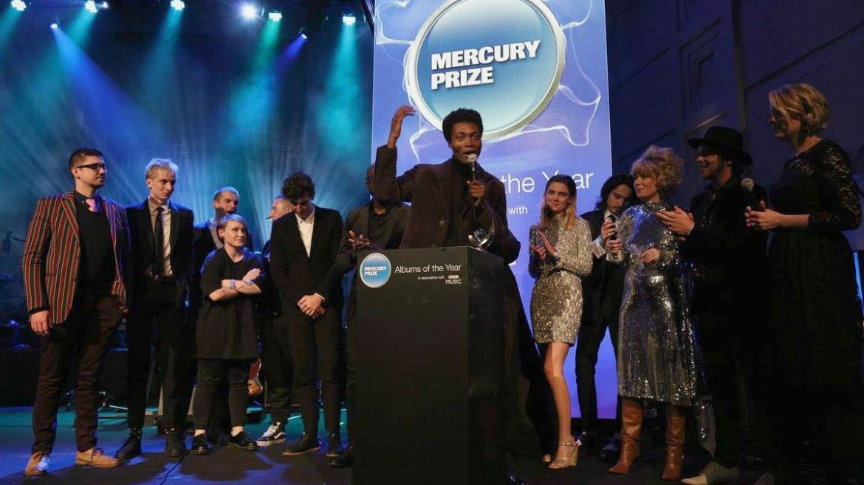 Benjamin Clementine se lleva el Mercury Prize 2015