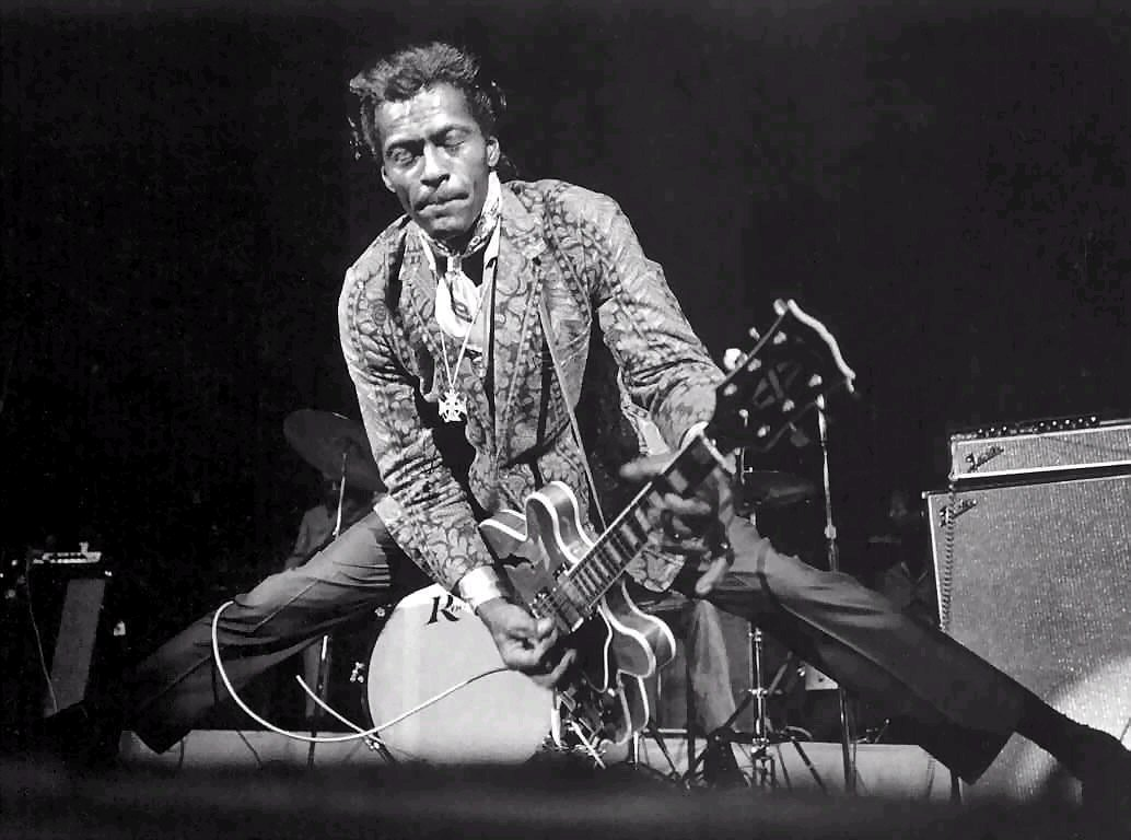 [Vinilos] Chuck Berry, Chuck Berry is on… (1959)
