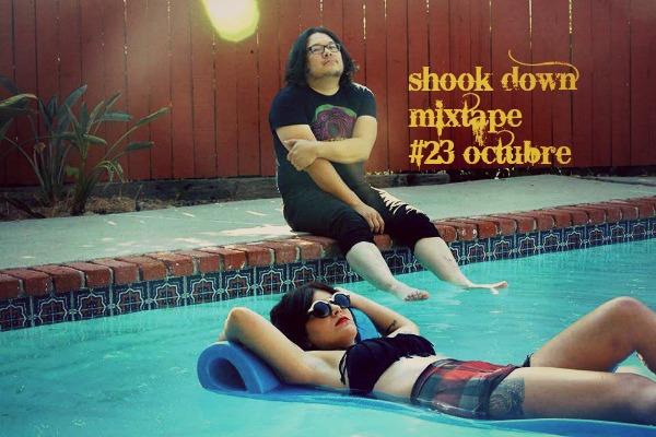 Shook Down. Recopilatorio mes de Septiembre