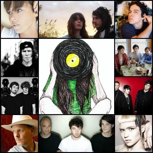 Canción Internacional 2012: Top 100