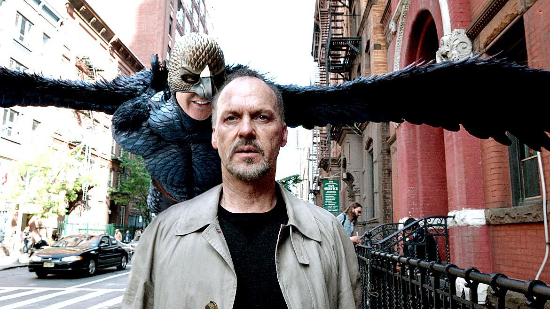 Birdman: Michael Keaton frente al espejo