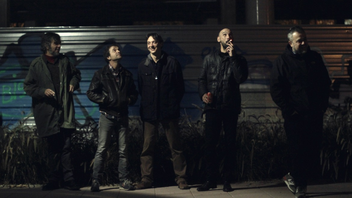 Biscuit: entrevista presentando This Is (Not) The End