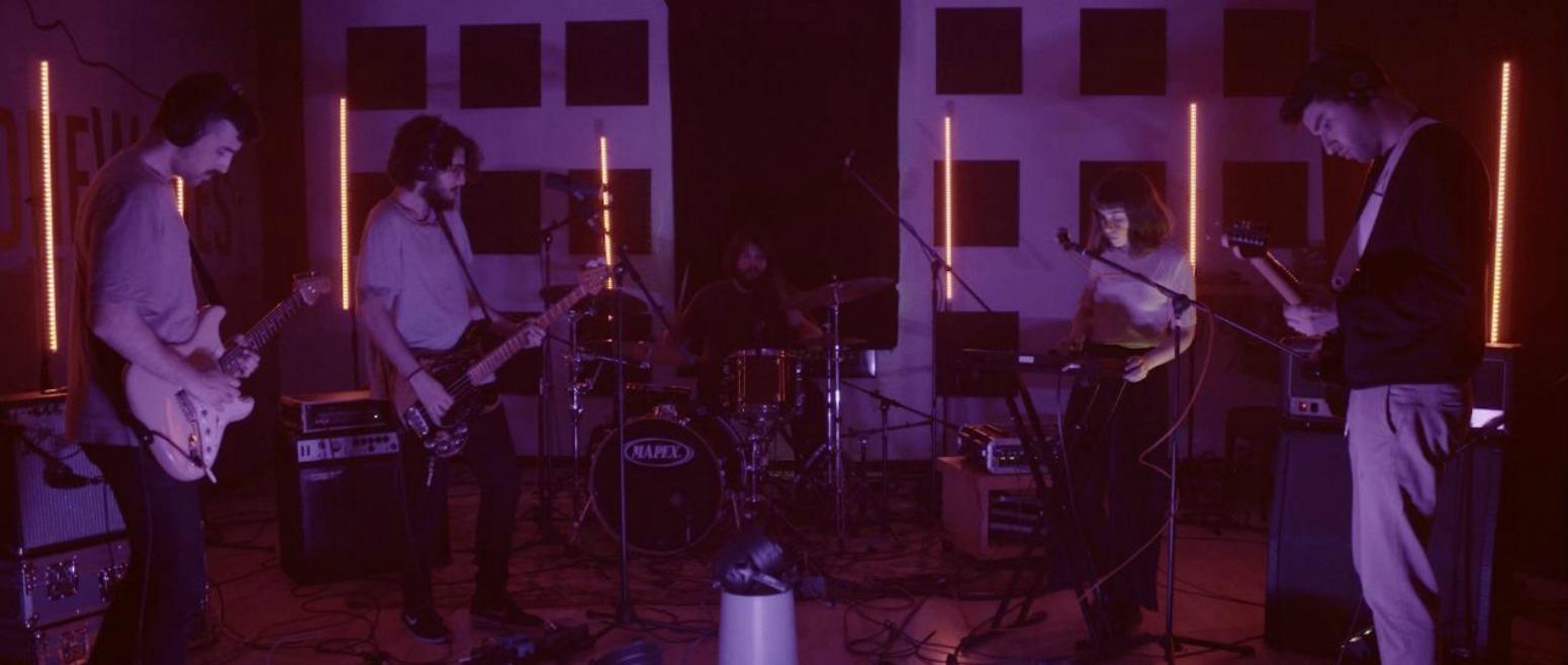 Bolga estrenan vídeo en directo para 'Your head' y 'Double breath'
