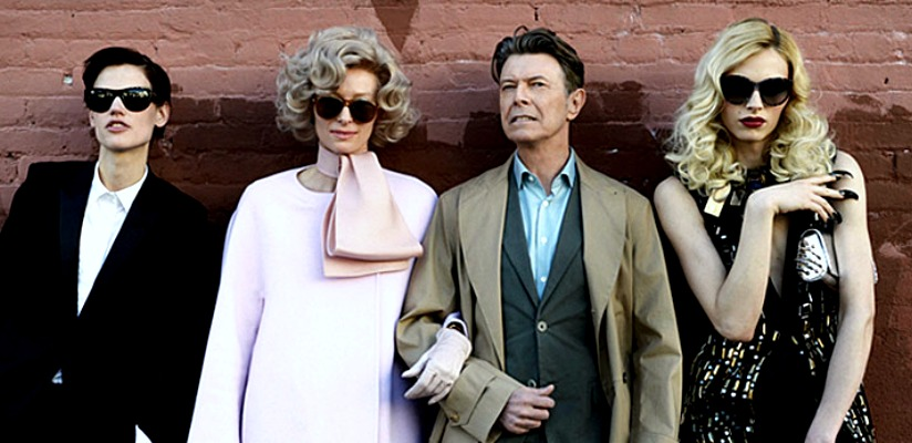 David Bowie estrena The Stars (are out tonight)