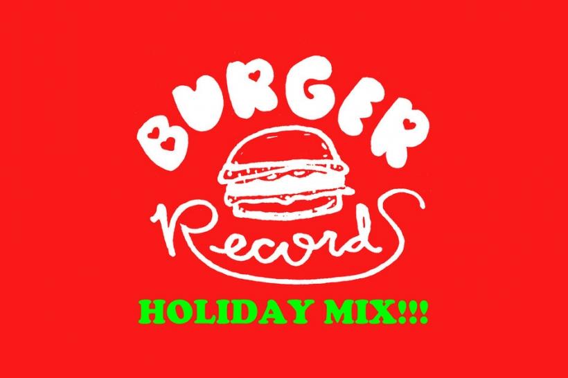 Burger Records lanza un recopilatorio navideño con 75 temas