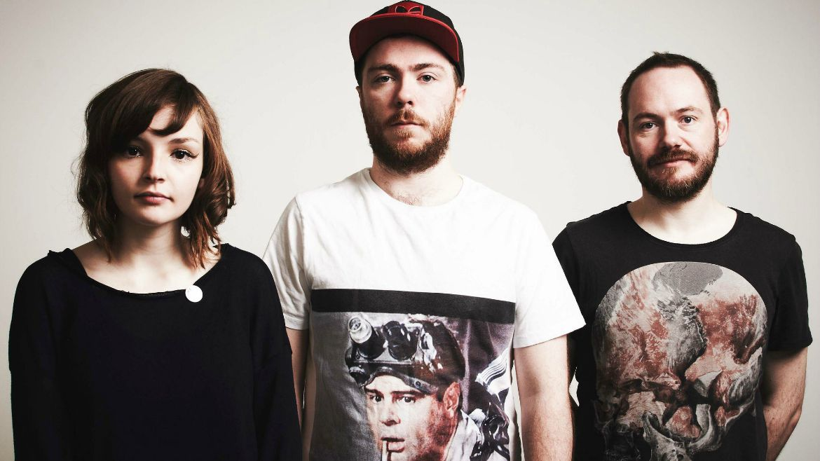 Chvrches: portada y título para Every Open Eye