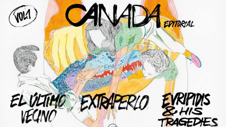 Canadá celebra su quinto aniversario con El Último Vecino, Evripidis y Extraperlo