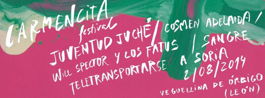 Carmencita Festival: programación y horarios