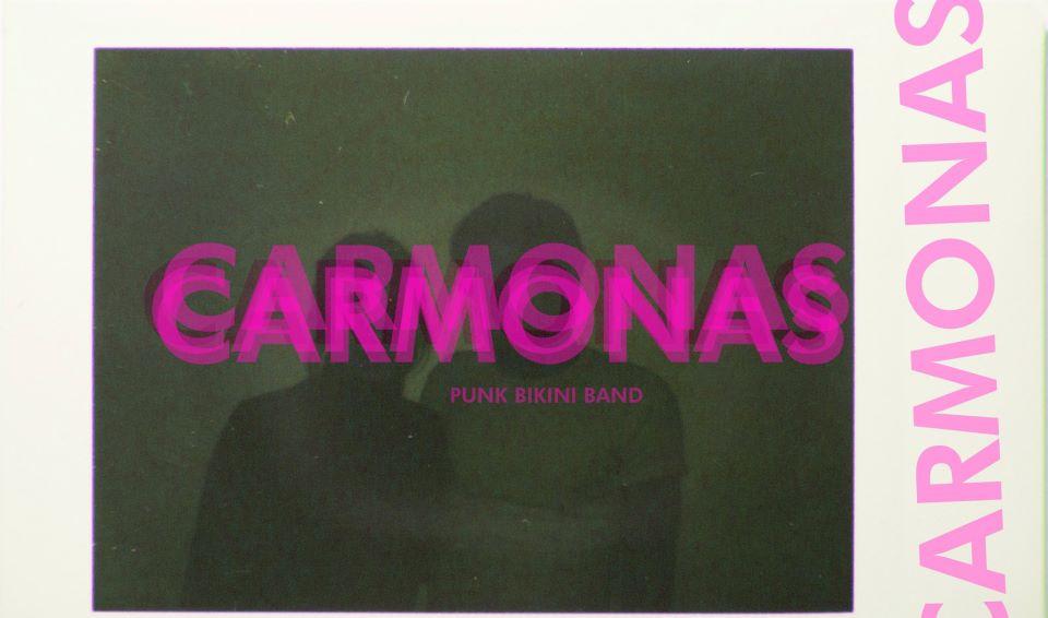 Carmonas, presentación en Madrid con Sangre y Rabbies