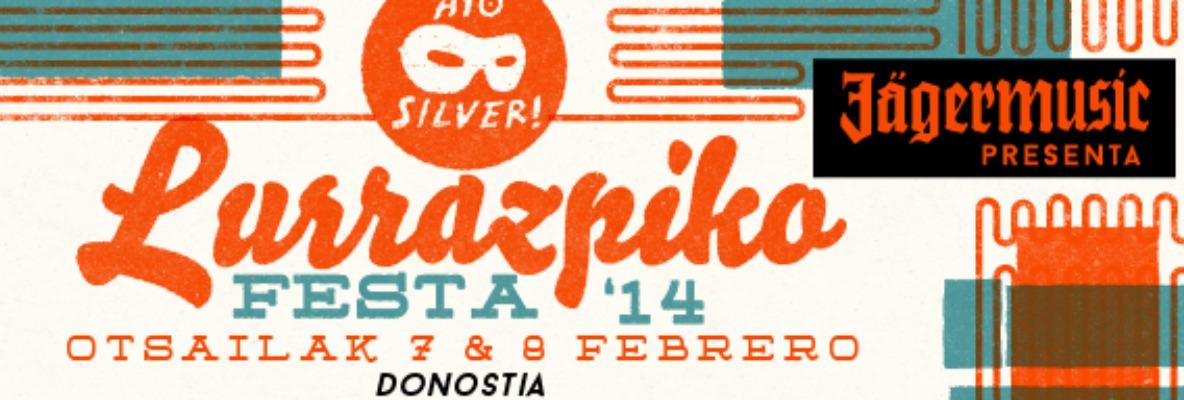 Lurrazpiko Festa vuelve este fin de semana con 13 grupos