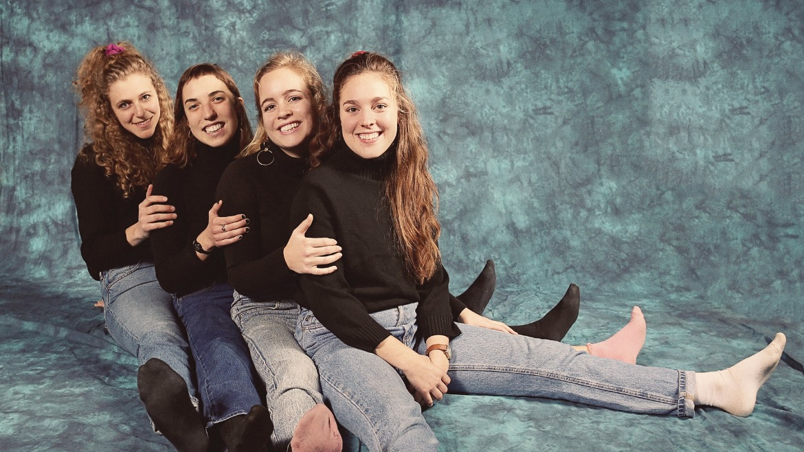 Chastity Belt: vídeo para Time to go home y gira con Courtney Barnett
