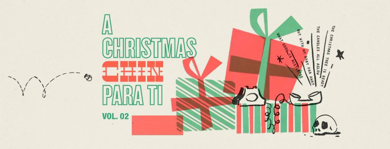 Chin-Chin Records presenta su segundo recopilatorio navideño