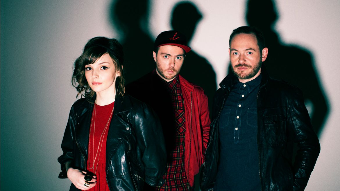 Chvrches ponen imágenes a Leave a trace
