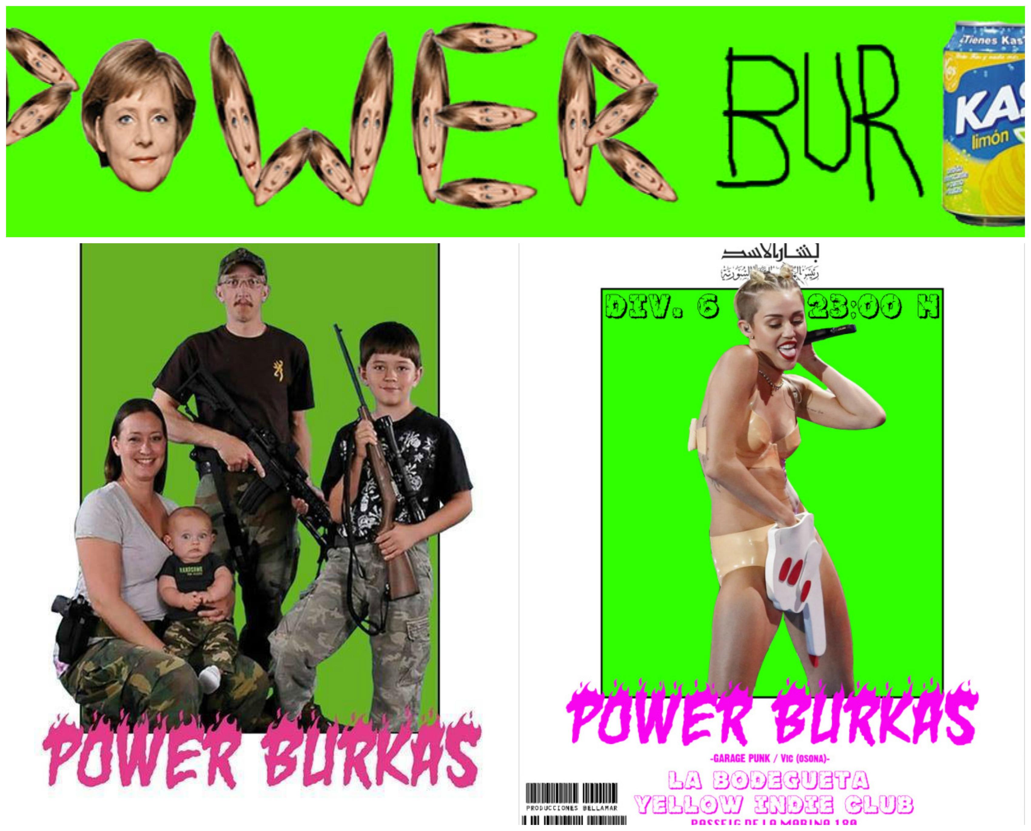 Power Burkas presentará su nueva cinta en La Nit del Tigre