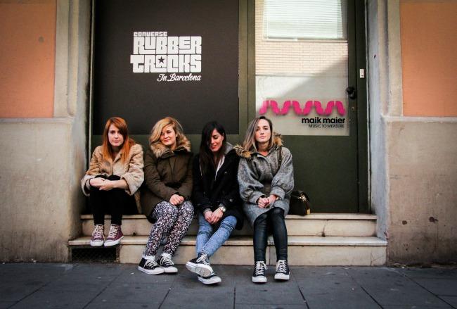 Dos de los 10 finalistas de Converse Rubber Tracks grabarán en Nueva York