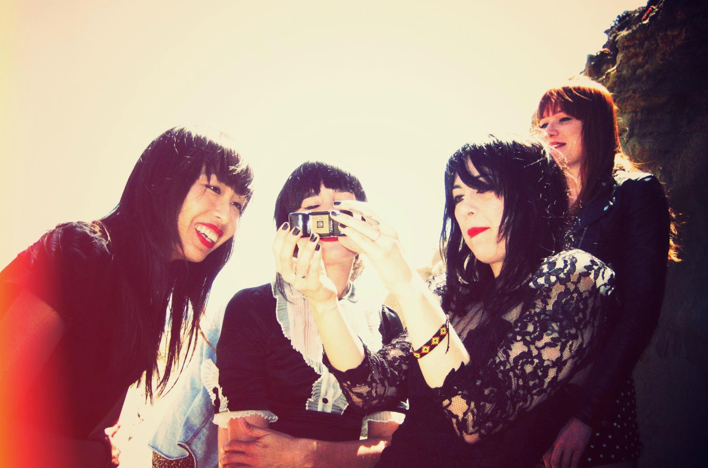 Dum Dum Girls anuncia gira para España