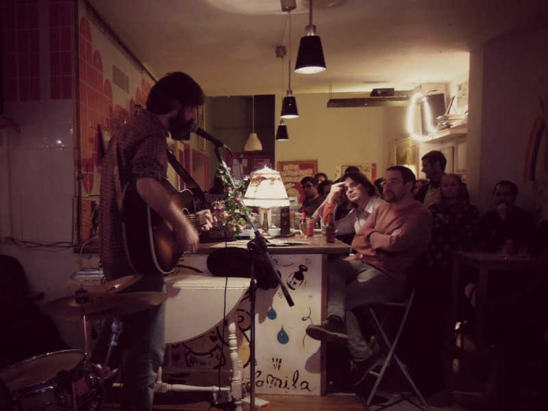 Ciclo de Quintos #1 @ La Milagrossa (16/11/13)