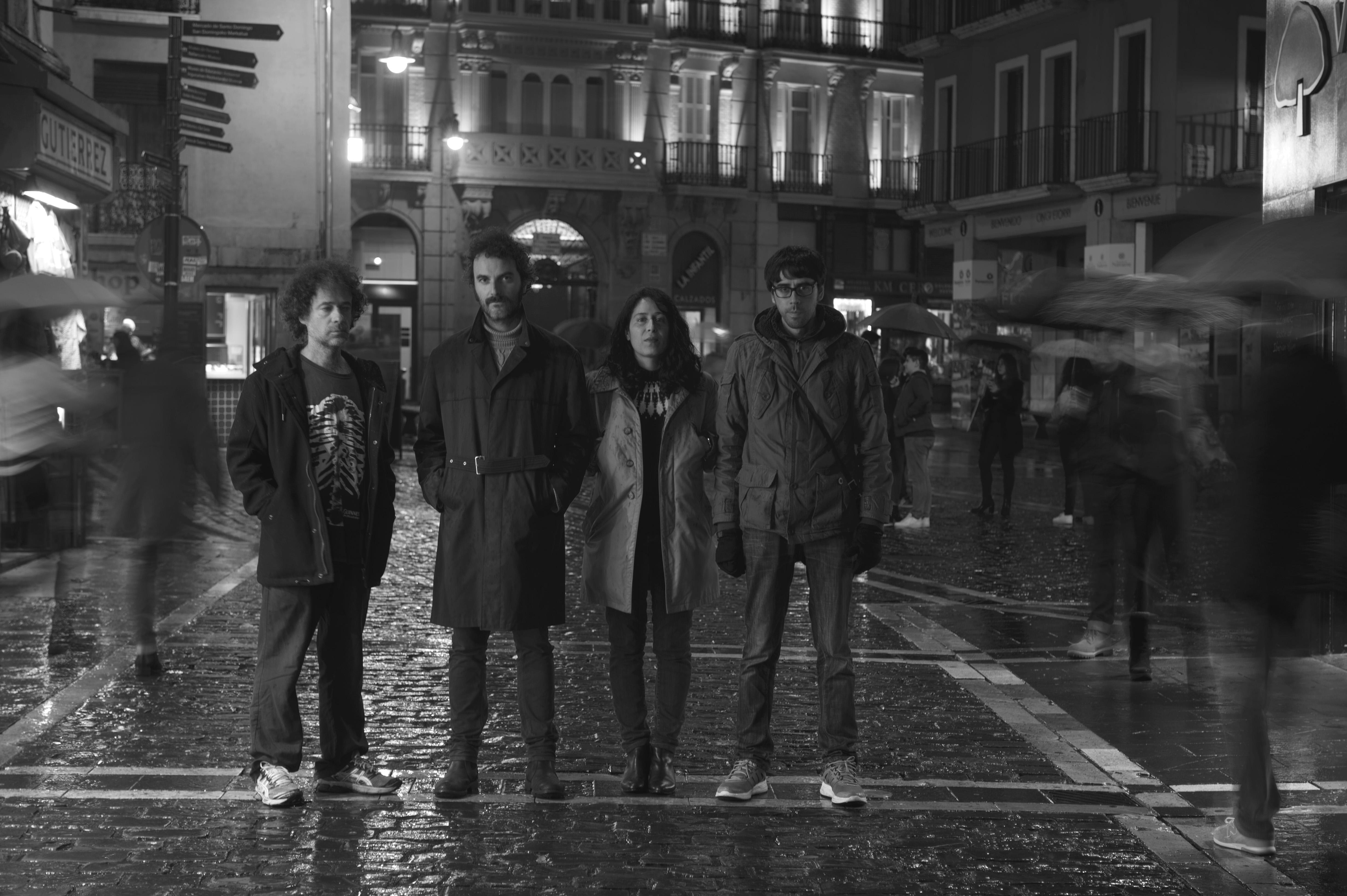 Prima de Riesgo nos presentan Amor EP
