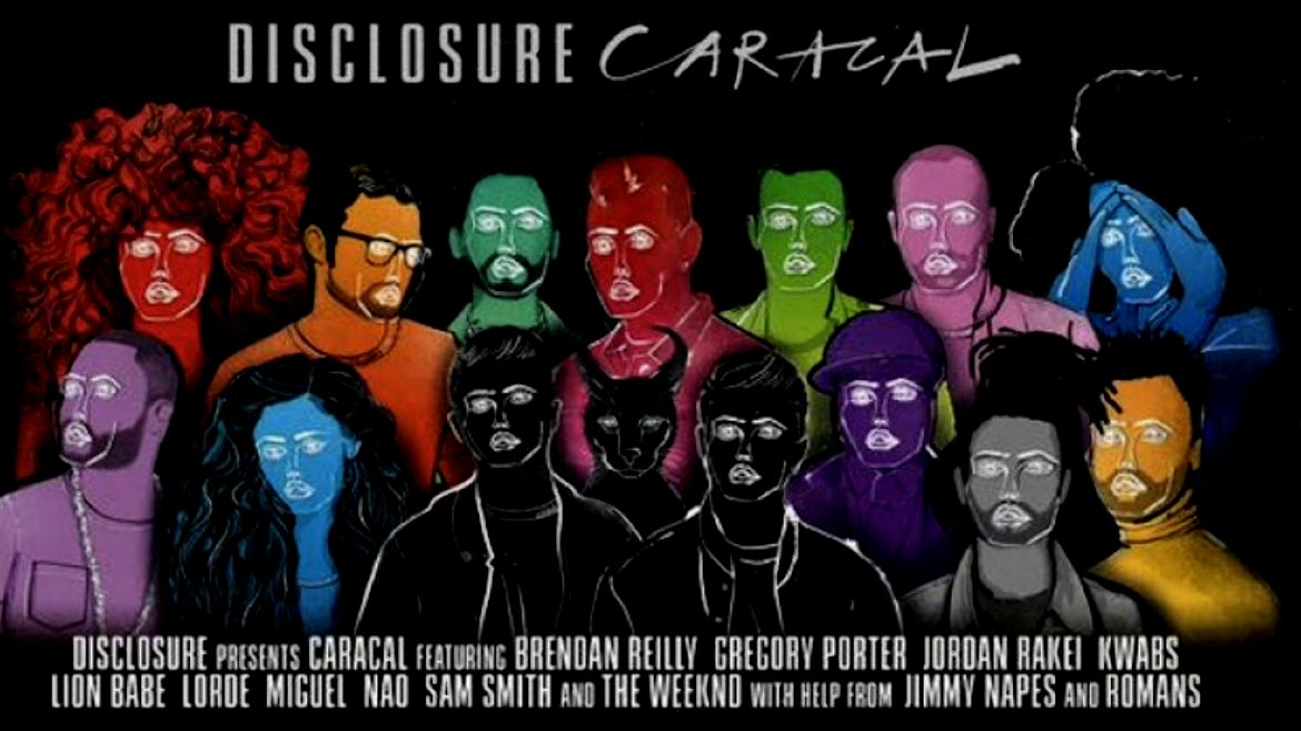 Disclosure confirman a Lorde y The Weeknd para Caracal