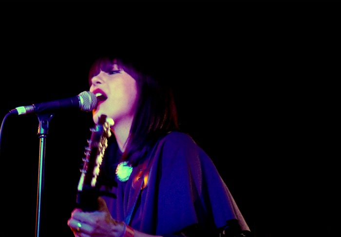 Dum Dum Girls. La 2 de Apolo, 05/04/2012