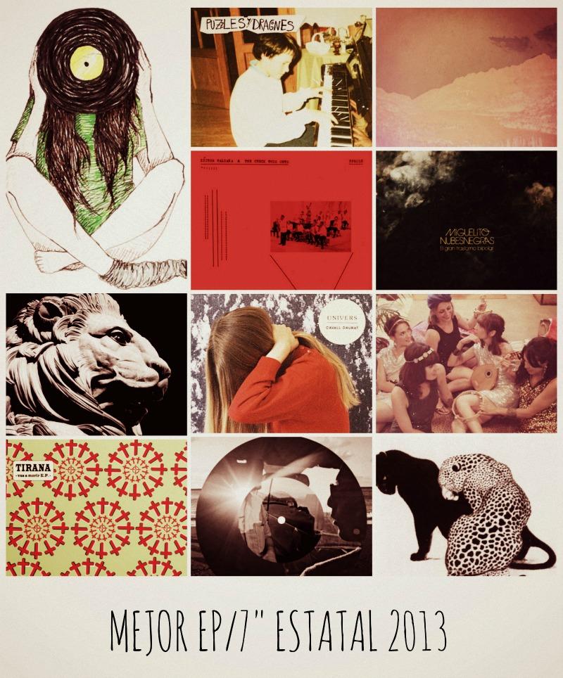Lo Mejor de 2013: EP Estatal [Top-30]