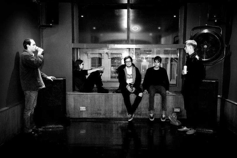 Eagulls anuncian los primeros detalles de su LP de debut