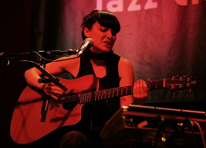 Edith Crash. BarnaSants, 27/02/2012
