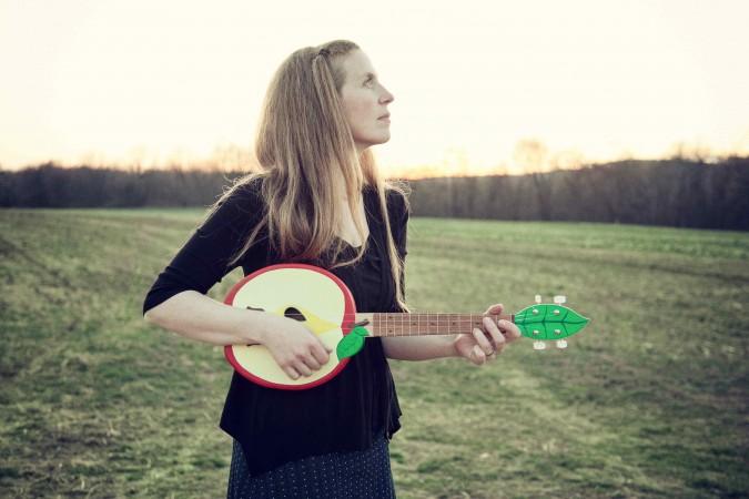 Elizabeth Mitchell canta a Woody Guthrie