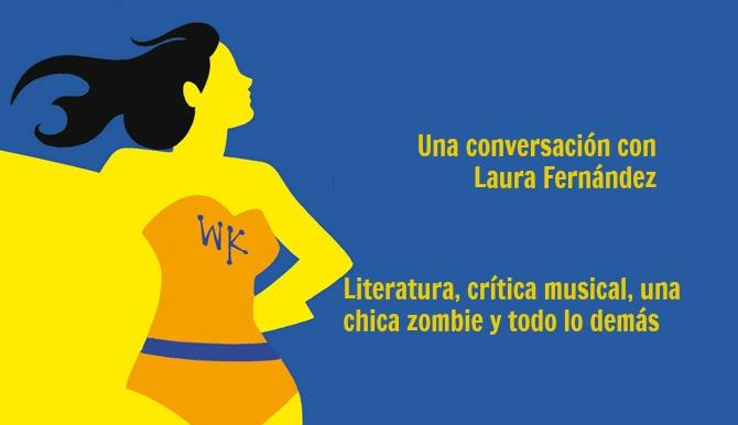 [Boulevard] Entrevista con Laura Fernández