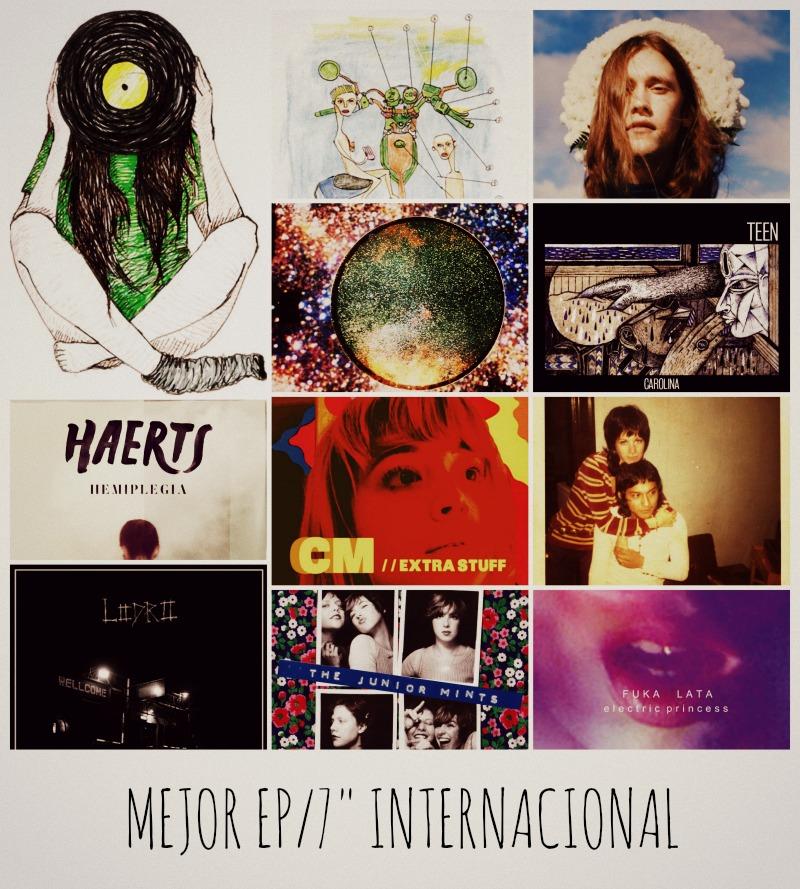 Lo Mejor de 2013: EP Internacional [Top 30]